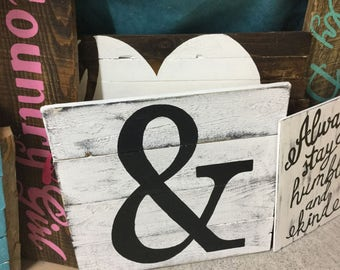 Wooden sign for the home- perfect gift, hand painted sign,