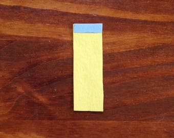 Mini Bookmark
