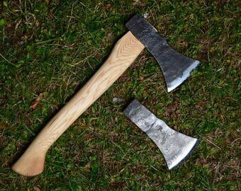 Hand forged Carniolan hatchet