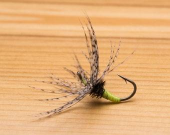 Sakasa Kebari  ||  Pack of Two  ||   Hand Tied Flies