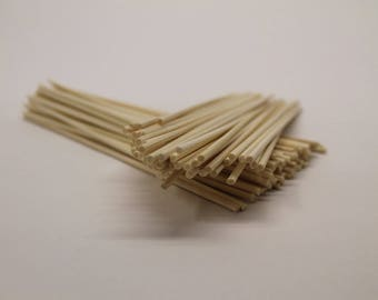Classikool (x100) Premium Rattan Reed Diffuser Replacement Sticks AAA Quality (Free UK Mainland Postage)
