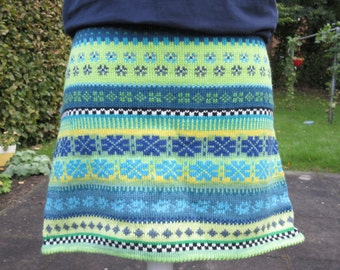 Knit skirt Candice Gr. M