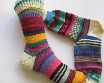 Colorful socks Lucy Gr. 38 / 39