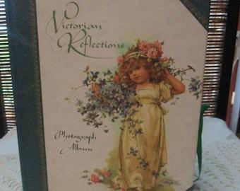 Victoriana Reflections - A Victorian Photograph Album Victorian Photo Album (1990s)