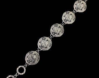 "Bracelet ""Aqua"""