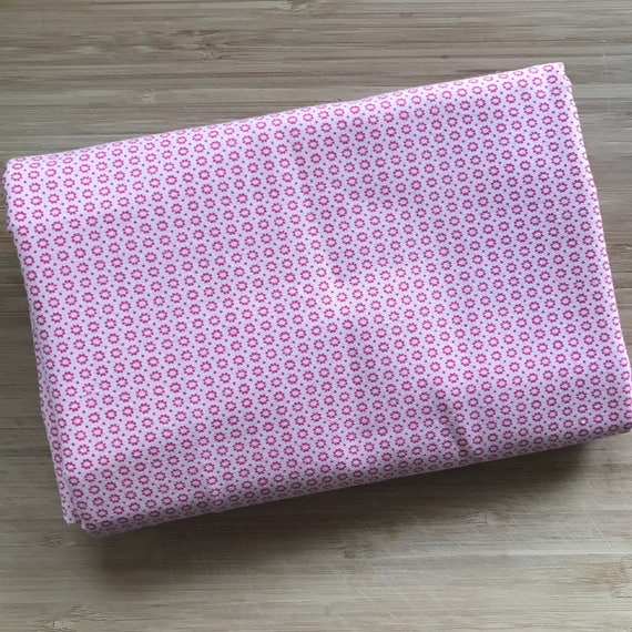 Furoshiki Gift Wrapping Cloth - Large Japanese Cotton Furoshiki - Pretty in Pink Design by Kendo Girl