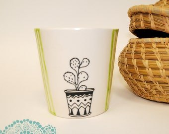 Cache pot or Cup