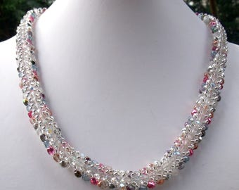 "near neck chain ""Twinkling Dream"""
