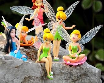 Fairy garden statue Etsy