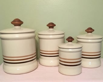 Westbend Canister Set