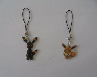 Pokemon - DS Charm  - Keychains - Lanyard