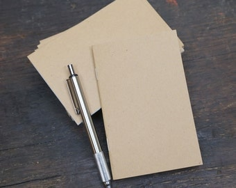 Notebook, Journal, Sketchbook, Bulk Journal, Blank Notebook, Bulk Notebook 3.5 x 5.5, Blank Journal, Kraft Notebook, Blank Page Journal.