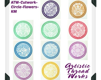 Flower-Cutwork-Circular-KM ( 10 Machine Embroidery Designs from ATW )