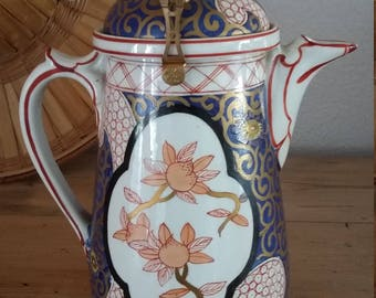 Vintage teapot from Asia