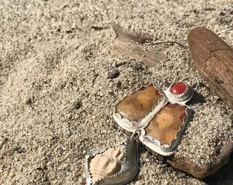 Sea Talisman necklace