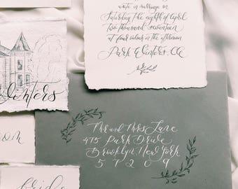 Envelope signing