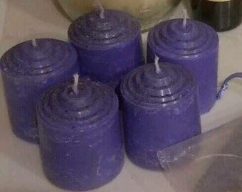 Spellled Soy Candles