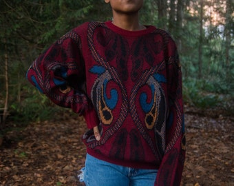 The Vintage Wool Sweater