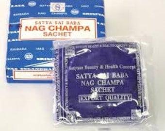 Nag Champa Sachet