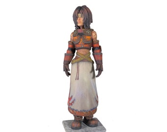 Theresa from Fable figure 150mm (6 inch color miniature 1/12 scale)