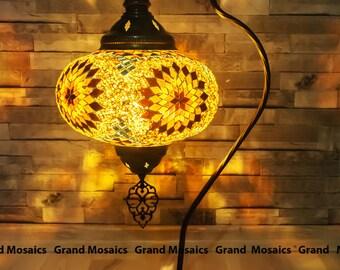 Floor lamps,Turkish mosaic lamps,light fixture,minimalist lighting,unique night light,desk lamp,mosaic lamps,designer lighting,design lamp