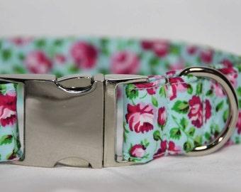 Fresh Floral Collar