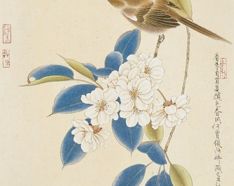 Chinese traditional painting
