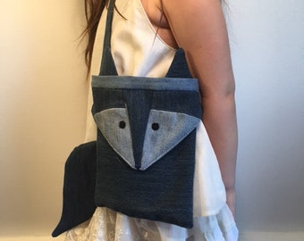 purse, cross body, bag, fox, kids clothing, children's clothing, children's accessories, kids bags, FOX BAG