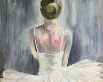 Ballerina Acrylic