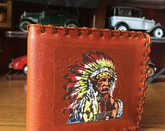 Pee-wee Herman Inspired Wallet