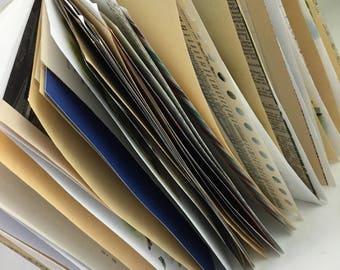 Junk Journal, Smash Book, Art Journal, Little Golden Book, Altered Book, Journal, Journaling