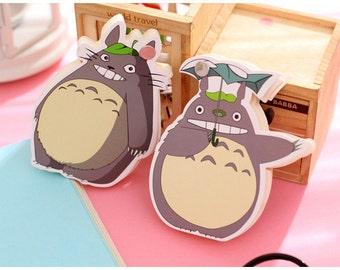 Totoro Paper Note Pad