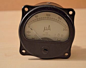 Ammeter USSR
