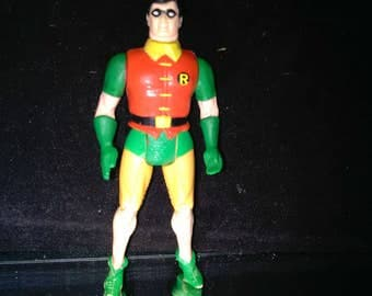 Vintage action figure Robin  Kenner DC Super Powers   *****1980's*******