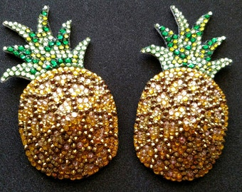 Pineapple pasties MADE TO ORDER