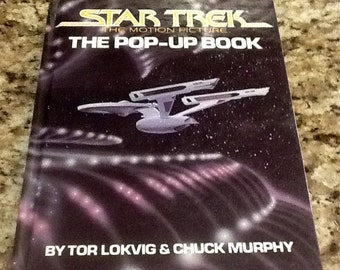 Star Trek (the pop up book)