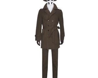 Watchmen Rorschach Cosplay Costumes