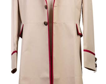 Doctor Who 5ème Homme Manteau Beige Cosplay Costumes