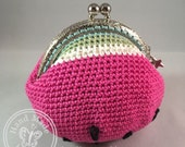 REDUCED TO CLEAR Watermelon *Coin Purse