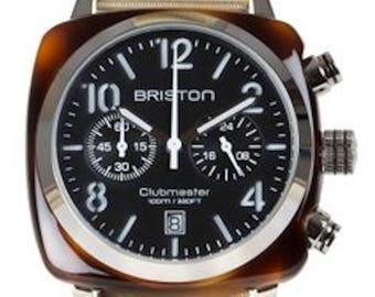 BRISTON CHRONOGRAPH WATCH