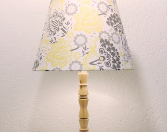 "Unique table lamp light ""Flower Dreams"""