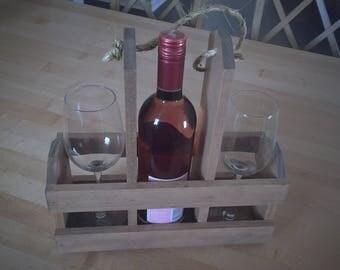 Wine Carrier, Wine Caddy
