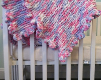 Princess Slush Baby Blanket