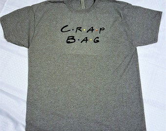 Men's Crap Bag T Shirt