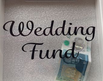 Wedding Fund Box Frame