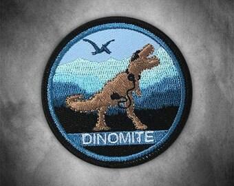 Dinomite Patch