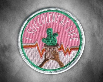 Succulent Patch