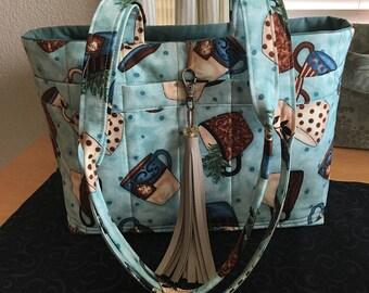 SALE :was 45.00 now 35.00 Vicki Lee Bags Exclusive Bag, Purse, Tote, Diaper Bag