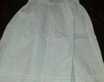 Cristening peticoat/nightdress Beautifully handmade.