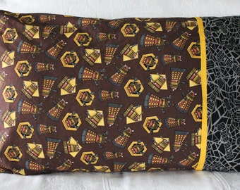 Dalek pillowcase